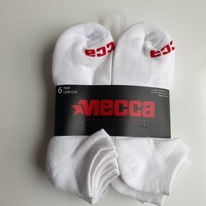 Mecca Since Day One Men's 6 Pair…